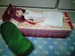 リカちゃんベッド